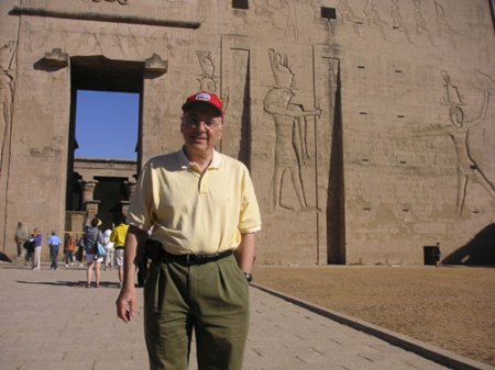 Temple of Horus at Edfu