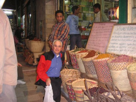 Spice Market at Luxor